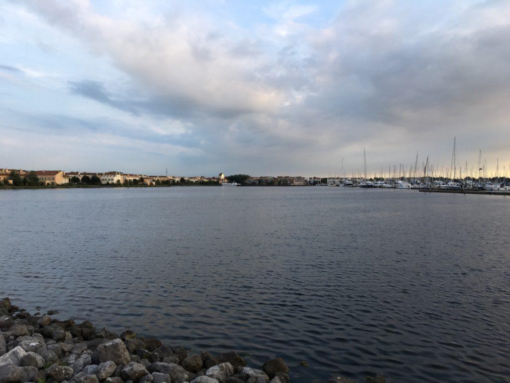 Marina Port Zélande